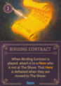 DVG Binding Contract The Shore