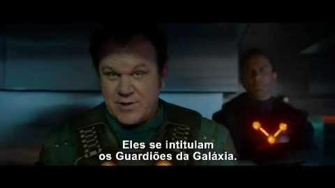 Guardiões da Galáxia - Bastidores