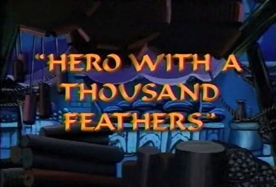 Hero with a Thousand Feathers/Gallery