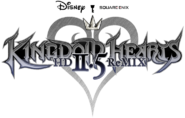Kingdom Hearts HD II.5 ReMIX Logo
