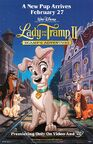 Lady and the Tramp 2 - Scamp's Adventure (2001)