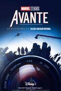 Marvel Studios Avante - Especial 2 - Pôster Nacional