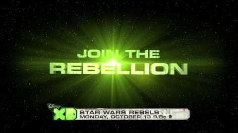 "Star Wars Rebels ""Generations"" Trailer"