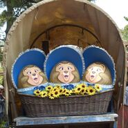 Sun Bonnet Eggs