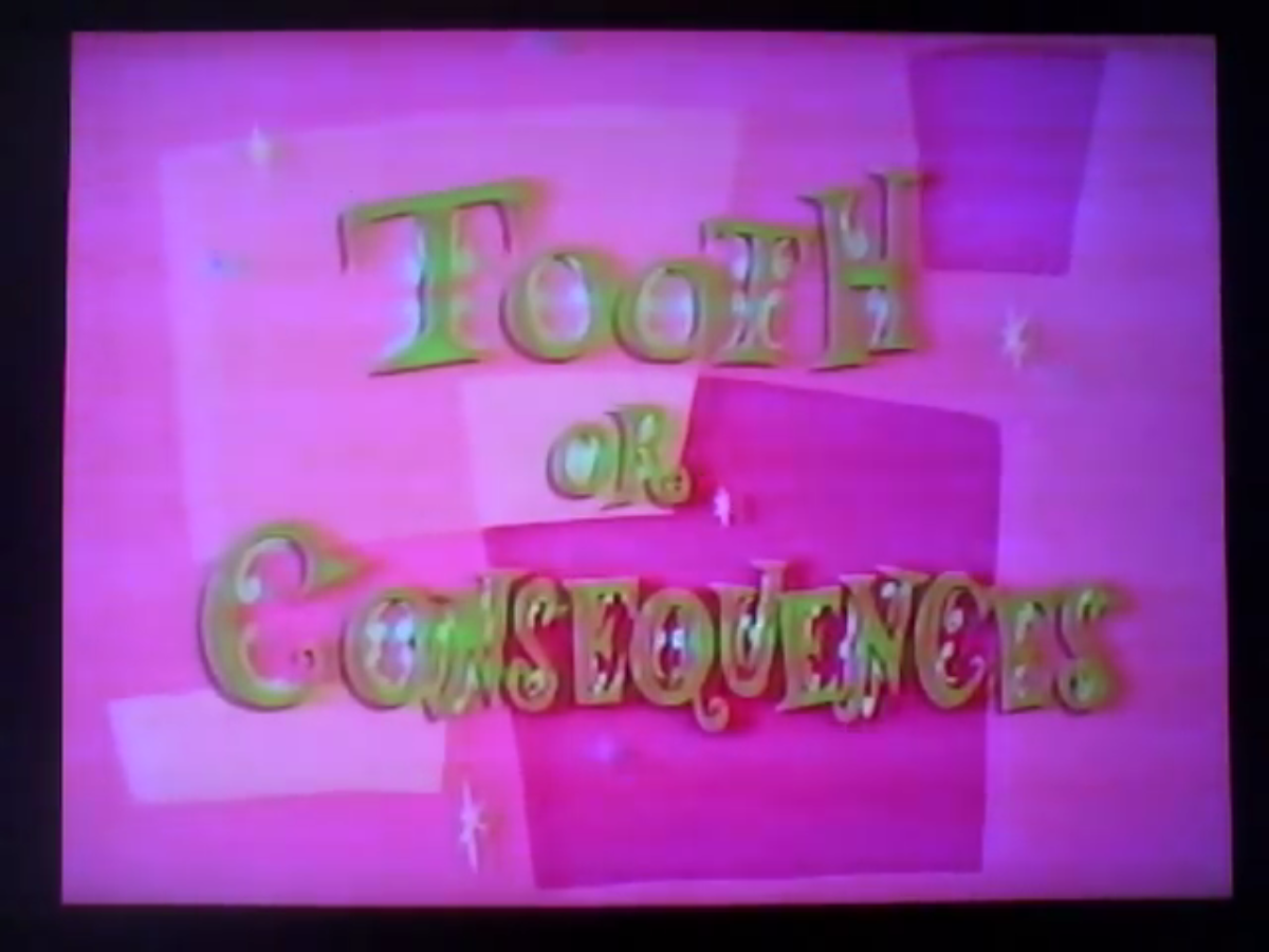 Tooth or Consequences (Nightmare Ned)