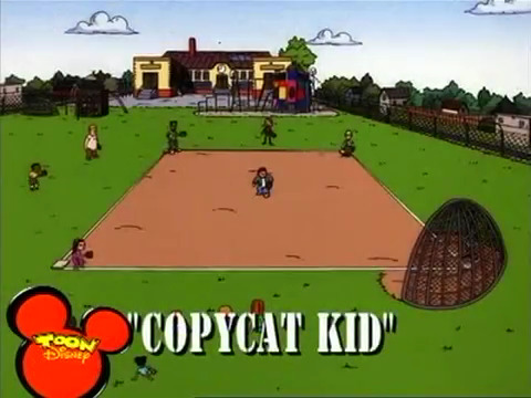 Copycat Kid