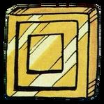 DTNES - Gold Plate (Nintendo Power)