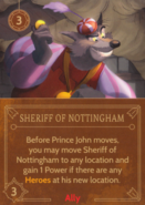 DVG Sheriff of Nottingham