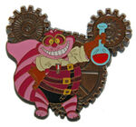DisneyStore.com - Mickey Mouse Gears Series - Cheshire Cat