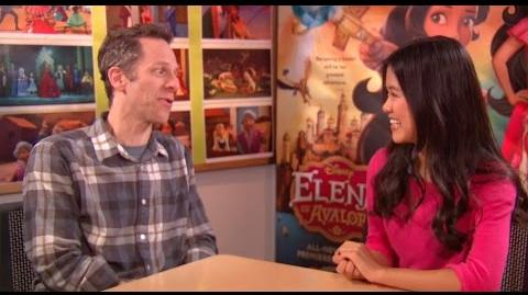Disney 365 Interview with Craig Gerber, Creator of Elena of Avalor