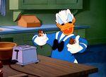Donald captures cnd via toaster