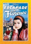 Escapade in Florence DVD Cover