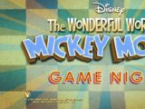 Game Night (Mickey Mouse)