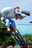 Genie directing