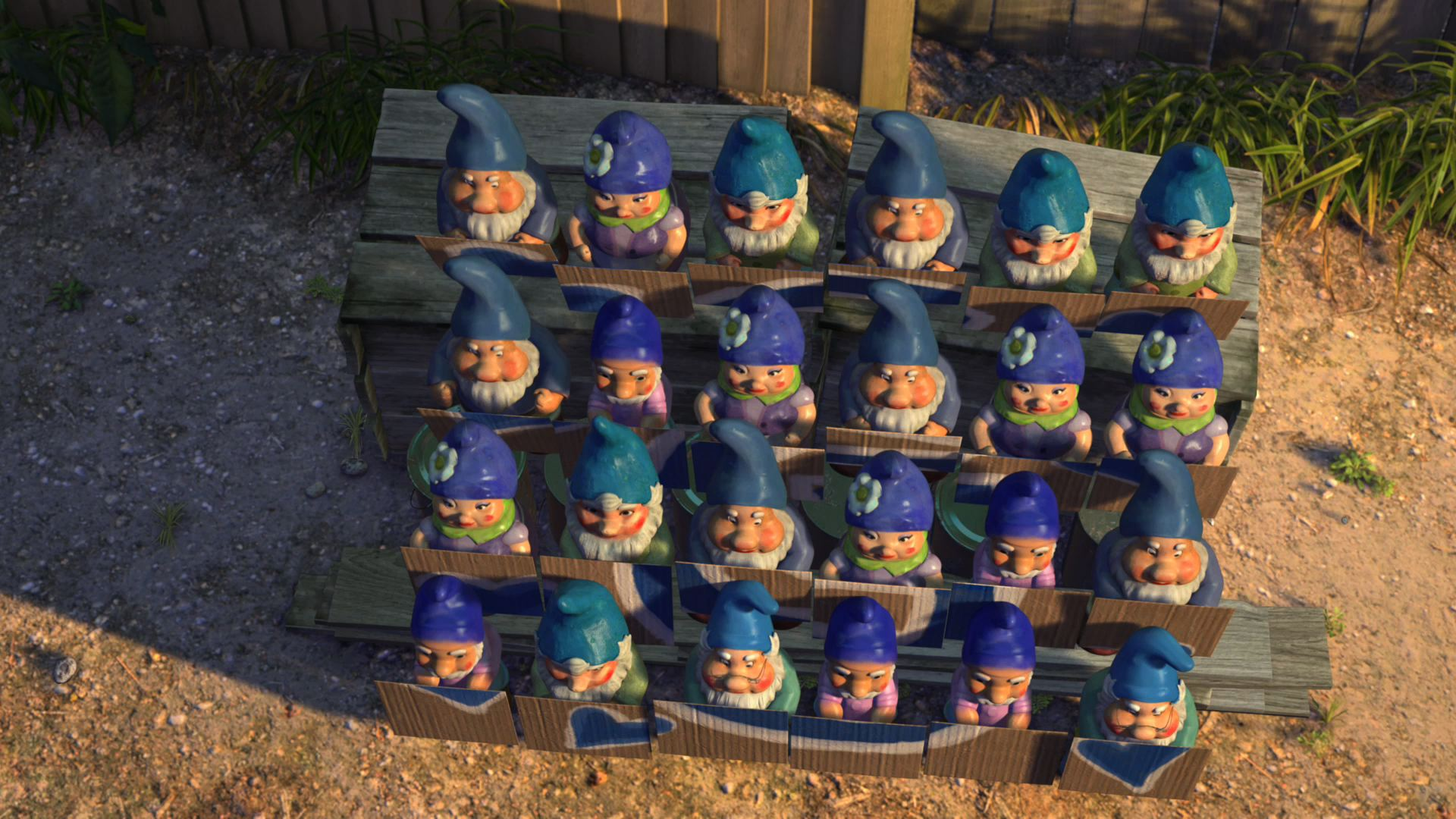 The Blues (Gnomeo & Juliet)