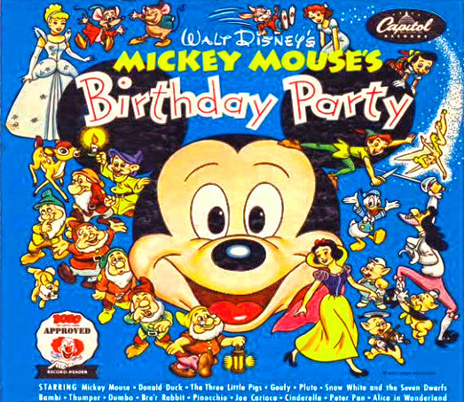 Walt Disney's Mickey Mouse's Birthday Party