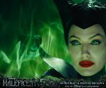 Maleficent Home Media Maleficent Headshot Promotion