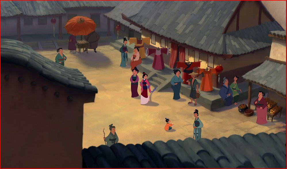 Village (Mulan)