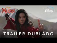 Mulan - Trailer Oficial Dublado - Disney+