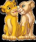 Simba And Nala Art 3