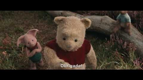 Trailer Legendado - Christopher Robin - Agosto nos cinemas