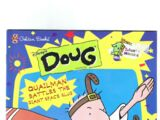 Quailman Battles the Giant Space Slug