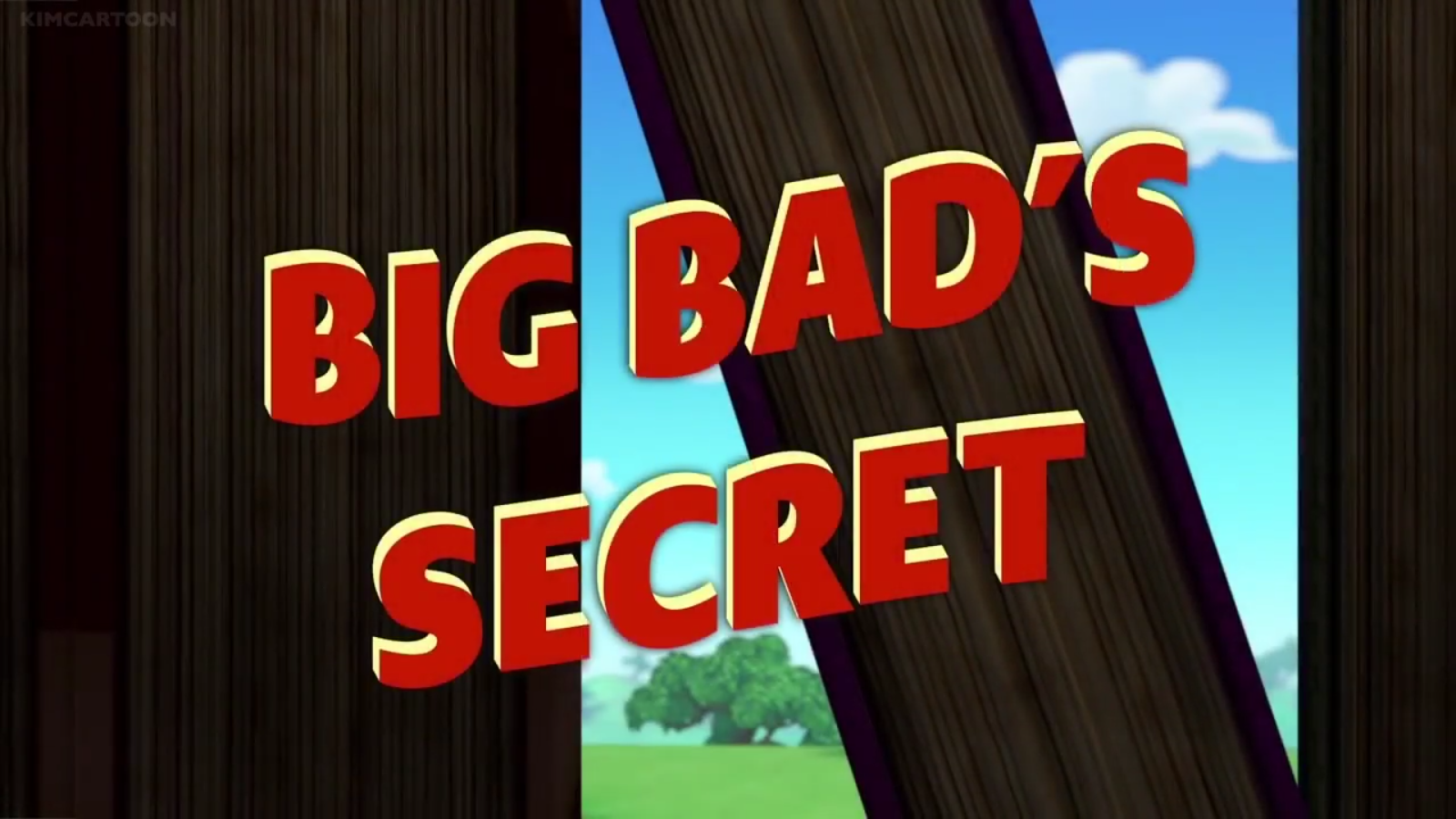 Big Bad's Secret
