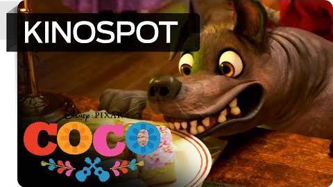 COCO - Lebendiger als das Leben Dante beißt an Disney•Pixar HD