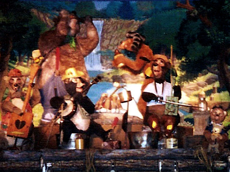 Country Bear Vacation Hoedown
