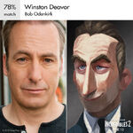 Incredibles 2 - Concept Art - Winston Deavor