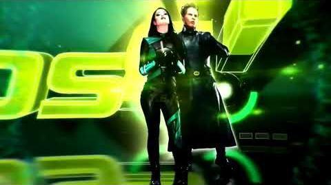 Kim Possible live action moevie teaser Shego en Dr. Drakken