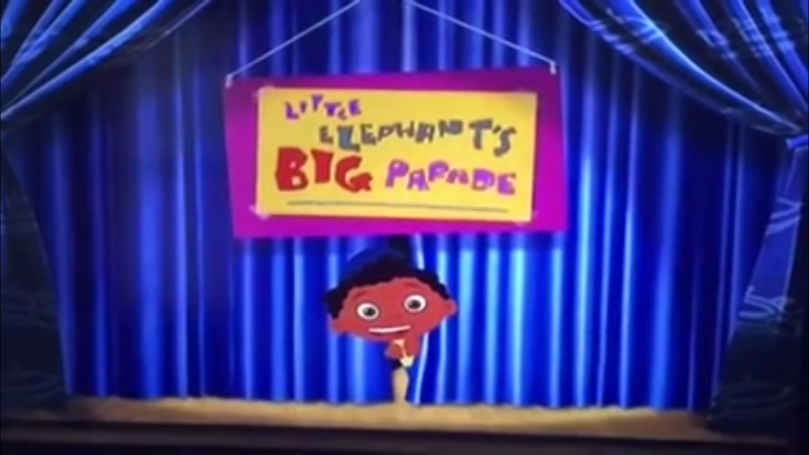Little Elephant's Big Parade