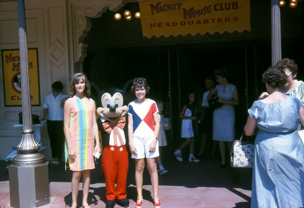Mickey Mouse Club Headquarters