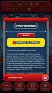 Marvel Tsum Tsum Initial Closing Announcement