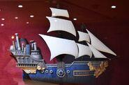 Oceaneer Lab Ship Model