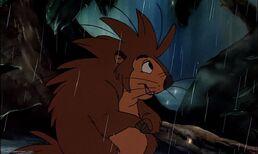 Porcupine-(Fox and the Hound).jpg