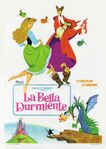 Sleeping beauty spanish poster 1973