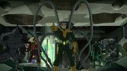 Ultimate Spider-Man - 4x26 - Graduation Day, Part Two - Rhino, Kraven the Hunter, Dock Ock, Scorpion and Lizard