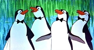 Penguin Waiters