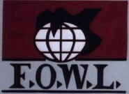 FOWL Altes Logo