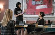 Jessica Jones - 3x02 - A.K.A You're Welcome - Production
