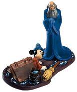 Mickey & Yen Sid WDCC