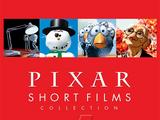 List of Pixar shorts