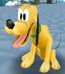 Pluto closeup