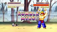 S1e10 rumble wins