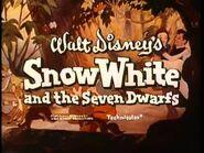 Snow White and the Seven Dwarfs - 1967 Reissue Trailer-2