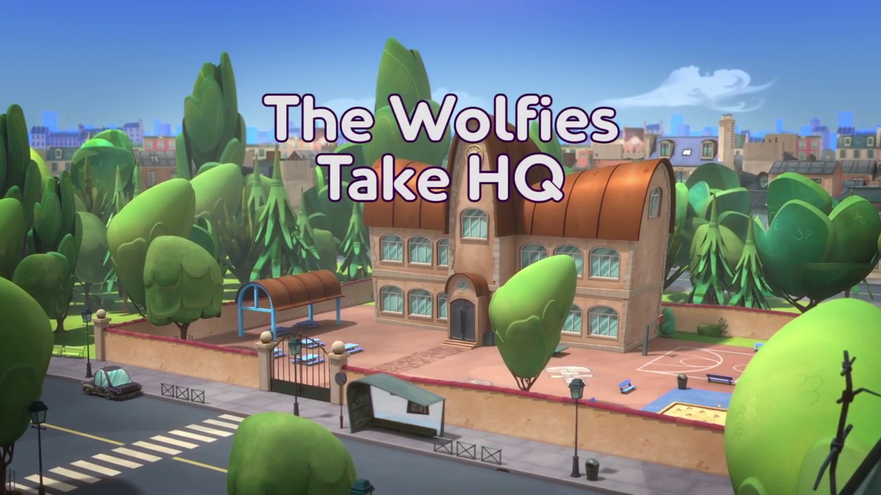 The Wolfies Take HQ