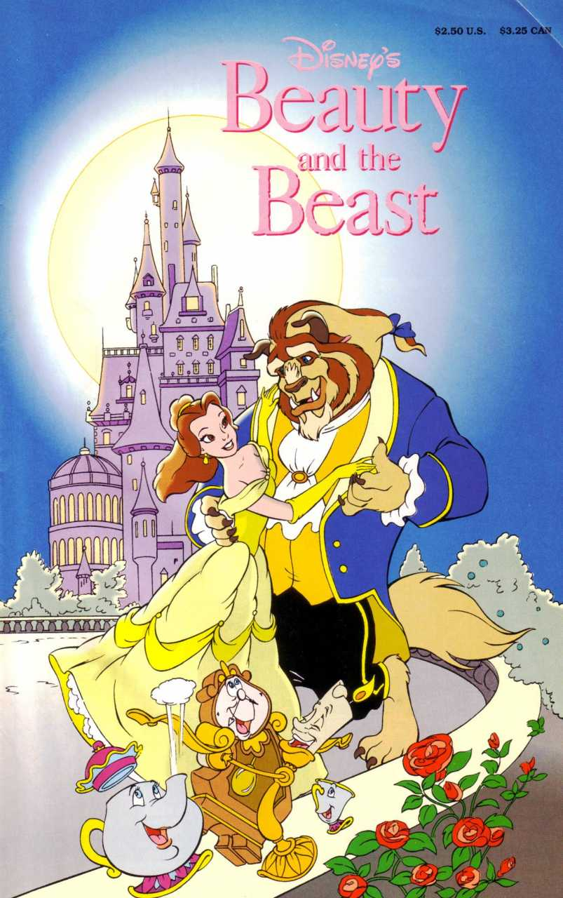 Beauty and the Beast Official Comic Adaptation