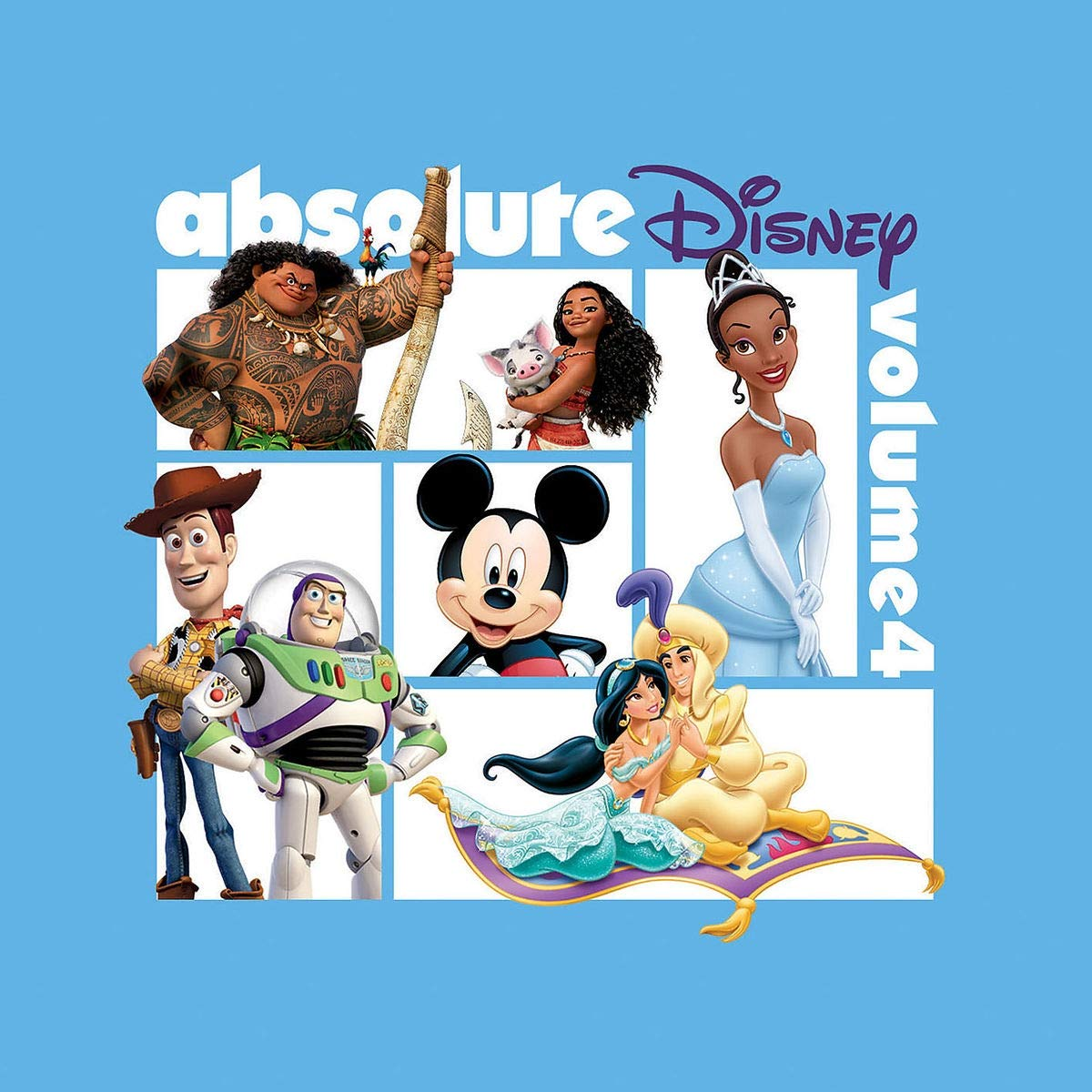 Absolute Disney: Volume 4