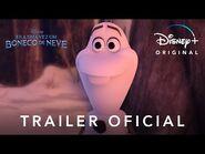 Era Uma Vez Um Boneco de Neve - Trailer Oficial Dublado - Disney+